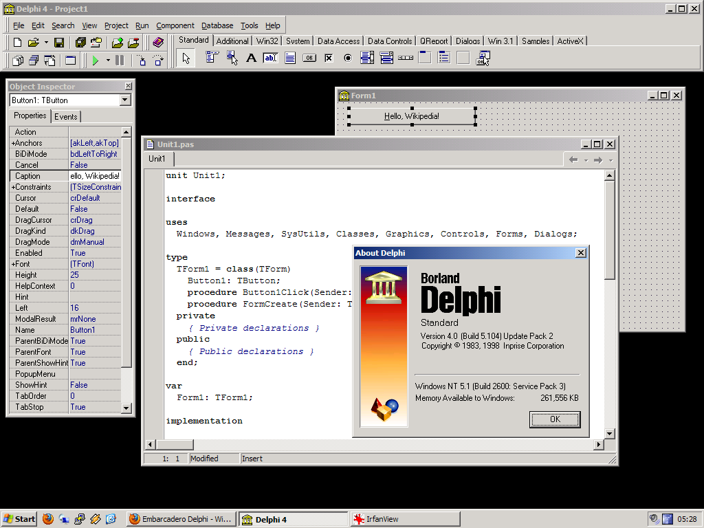Borland_Delphi_4_screenshot